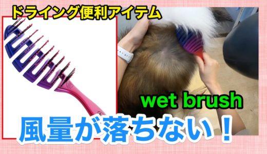 【トリマーさん向け】おすすめアイテム!『WetBrush』